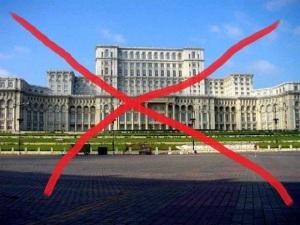 Palatul-Parlamentului , sediul general al dusmanilor natiei Romane